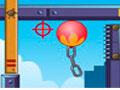 Cannon Venture - Estoure as bexigas que estão pelo cenário. Com seu canhão calcule a força necessária para estourar os balões em cada estágio.