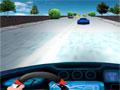 Cars 3D Speed - Pilote seu carro em uma rua cheia de obstáculos. Ultrapasse cada oponente recolhendo os acessórios e dinheiros pelo caminho, marque a melhor pontuação do jogo.