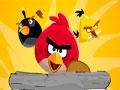 Car Revenge Angry Birds - Ajude o Angry Birds a pilotar o seu carro. Percorra um trajeto em péssimas condições com muita habilidade, recolha pelo caminho todos os porquinhos que conseguir.