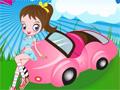 Car, a Susan esta querendo dar um passeio com você pela cidade, ajude ela a não bater em nenhum carro e obstáculos que estiver durante seu percurso, estacione nos locais marcados e divirta-se com este jogo!