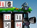 Cards And Diamonds - Crie a combinação de três cartas. Seja ágil para retirar todas da tela antes que o tempo de esgote, você pode colocar três idênticas, em ordem decrescente ou crescente para concluir cada estágio.