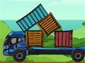 Cargo Master - Pilote um caminhão de transporte. Carregue seu veículo nas docas e depois entregue a mercadoria antes que seu tempo acabe, tome muito cuidado para não perder as caixas pelo caminho para que você prossiga até a sua próxima tarefa.