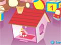 Ajude uma pequena garota a decorar sua Casa de Bonecas, as peças irão subir na lateral do jogo e você precisa selecionar as que estão faltando para completar todos os níveis deste novo games de meninas.