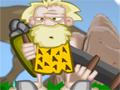 Ajude o homem da caverna a sobreviver, lute com os dinossauros usando sua potente arma de pedras, seja esperto e se cuide!