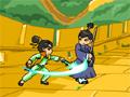 Participe desta luta de artes marciais, use os melhores golpes para derrotar o seu inimigo.