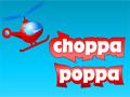 Choppa Poppa, Você tem que encarar os obstáculos com seu helicóptero, recolher os balões e retornar até a sua base pra mudar de fase e assim marcar muitos pontos. Tome cuidado para não bater sem necessidade quando não tiver como atravessar vai com tudo pegue os objetos e aterrize de volta.