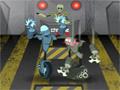 Luta de Robôs, escolha a cor e a performasse do seu robô, entre na arena e enfrente o seu adversário, use todas as suas técnicas para conseguir eliminar o seu inimigo.