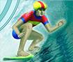Pratique surf na correnteza de um rio, desvie dos obstáculos e pegue os itens pelo caminho para ganhar pontos!