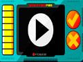ClickPlay QuickFire 1 - Encontre o botão play oculto pelo cenário. Siga corretamente as instruções, completando suas atividades rapidamente para acumular pontos no final do jogo.