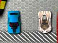Cloud Racing - Pilote seu carro em uma pista irada. Seja habilidoso com seu veículo para completar cada rodada com exatidão, tenha alguns cuidados com seu adversário para não te jogar para fora.