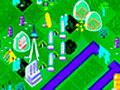 Colonize - Em um terreno amplo faça construições incríveis para ganhar dinheiro. Você pode criar uma colônia grandiosa e de muito valor, entre no menu e vá comprando itens para colonizar sua cidade.