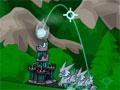 Conjure - Você está em uma batalha e tem que derrotar os inimigos que querem governar seu reino. Utilize o poder das cores usando cada uma contra os oponentes que corresponde com a mesma tonalidade, não deixe que eles se aproximem  demais da sua torre.