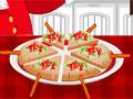 Cooking Passion Christmas Party - Prepare deliciosos pratos natalinos. Siga corretamente as instruções respeitando seu tempo de preparo, pegue cada ingrediente na parte de baixo da tela.