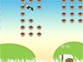 Ajude o esquilo a pegar todas os nozes e assim poder evoluir de nível.