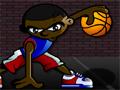 Faça o maior numero de cestas e acumule o máximo de pontos que conseguir, seja rápido e mostre que você é bom em fazer cestas de basket.