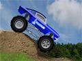 Com o seu Mustang monster truck você vai completar o caminho cheio de obstáculos, tente fazer isso em menor tempo possível, aproveite e pegue as estrelas durante seu percurso para acumular mais pontos.