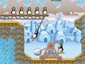 Em Crazy Penguin Catapult, seu objetivo é salvar com seu exército todos os Pingüins que foram raptados, você terá que resgatá-los em diversos níveis.