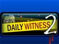 Na segunda versão do game Daily Witness, Você é um detetive criminalista e pegou um caso muito complexo, onde as evidencias nem sempre diz com a verdade. Seu objetivo é recolher provas para análise e descobrir as suas ligações entre uma e outra e só assim desvendar o verdadeiro assassino.