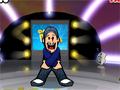 Dance no Caldeirão é um novo jogo do programa do Luciano Huck da Rede Globo de Televisão, o game é bem legal, você precisa seguir as ordens que aparece na tela para que o representante no palco faça corretamente a dança, ganhe muitos pontos para poder passar de nível, Divirta-se!