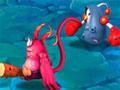 Defender - Defenda seu castelo do ataque dos monstros. Use seu armamento para impedir a invasão e também uma porção magica que atualiza seu arco.