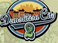 Jogo Demolition City em sua 2º versão, Agora com mais desafios e missões, seu objetivo agora é ganhar dinheiro destruindo construções que não deram muito certo, por causa de erros de seus engenheiros, passe por diversos lugares e cidades demolindo prédios e estruturas condenadas, complete todos os níveis e veja quanto você consegue acumular de ganhos.