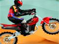 Desert Bike - Pilote sua bike pelo deserto. Mostre toda a sua habilidade, faça manobras radicais e recolha bônus pelo caminho para se tornar o campeão.