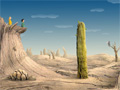 Chegou a hora de você provar que é bom de jogos de raciocínio, basta encontrar uma maneira de escapar do deserto!