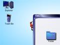 Em Desktop Escape seu objetivo é escapar do seu computador, use o raciocínio e descubra uma forma de se escapar, abra as pastas, explore o seu computador até conseguir seu objetivo final.