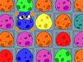 Jogo Online - Dino Drop, Analise os ovos de dinossauro e Elimine eles formando grupos com cores semelhantes. Seja r�pido e acumule pontos. Divirta-se!