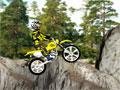 Jogo Dirt Bike 2, com sua motocross, passe por grandes obstáculos nas incríveis montanhas, tome cuidado para não capotar com sua moto, divirta-se e complete os níveis deste game.