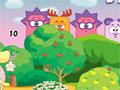 Jogo - Doeoriki, Teste suas habilidades através do Mouse. Seu objetivo neste game é recolher o máximo de personagens que aparecem pelos cenários do jogo. Para isso você deve ser rápido e eficiente. Divirta-se acumulando muitos pontos!