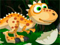 Donald The Dino - Dino está precisando de sua ajuda para reencontrar seus pais. Guie pelas terras vencendo os obstáculos e desvendando alguns quebra-cabeças para poder prosseguir.