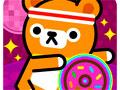 Donut Dance - Observe bem a dança dos ursos. Encontre as rosquinhas no meio dos bichinhos, eles vão começar a dança e passar o doce de mão em mão assim quando a música parar descubra com que vai estar.