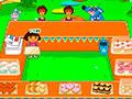 Dora Cake Berry Shop - Seja ágil ao atender os seus clientes. Ajude o Dora administrar o seu novo estabelecimento, sirva cada um entregando o seu pedido sem demorar para não deixar o freguês zangado e acabar indo embora.