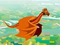 Drag�o Ride - Controle um drag�o por todo o cen�rio com muito cuidado. Recolha todas as moedas pelo caminho, desvie dos obst�culos pelo caminho e alcance o mais longe que conseguir.