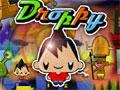 Jogo Droppy, Sua missão neste game é fazer uma criança muito carente a sorrir novamente, para que isso aconteça você deve resolver todos os desafios e enigmas que cada nível do jogo possui, analise bem o cenário antes de fazer alguma ação.
