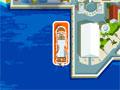 Jogo Easy Cruise, voc� esta no controle de um grande Navio transatl�ntico, e seu objetivo � ancorar corretamente para que todos seus passageiros a bordo possam descer neste incr�vel cruzeiro, tome muito cuidado para n�o bater seu grande navio, divirta-se!