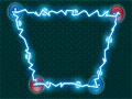 Electric Joint - Interligue os pontos para criar uma corrente elétrica. Ligue os negativos nos positivos sem deixar que o feixe de luz se cruzem, use a lógica para concluir cada fase.