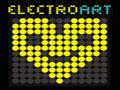ElectroArt é um jogo muito eletrizante, você é o responsável por controlar um elétron e seu objetivo é acender as lampadas que representa cada nível do game, durante o caminho você encontrara componentes diferentes, como: Resistores, Transistores, Diodos, etc.. alguns desses itens não terá a utilidade de te ajudar, Boa Sorte!