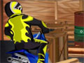 Jogo Enduro em sua 2� vers�o, Teste suas habilidades como piloto de motocross, em novos 16 est�gios deste game, passe por todos os obst�culos sem cair da sua moto, divirta-se!