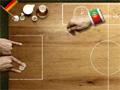 Marque o maior numero de gols que você conseguir, e coloque a sua seleção entre os melhores do Euroball 2008, para facilitar o entendimento do jogo, escolha o idioma Português.