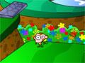 Jogo Evolver, mais um game no estilo point and click, seu objetivo � fazer com que o macaco consiga evoluir at� a ra�a humana, parece simples? ent�o confira e veja se voc� consegue completar o jogo.