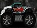 Jogo - Extreme 4X4 Racer, Pilote seu truck 4x4 em pistas cheias de obstáculos e desafios. Mantenha sempre o equilíbrio e evite qualquer capotamento para que seu veiculo não venha explodir. Pule rampas perigosas e recolha o máximo de itens bônus que conseguir.