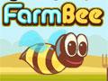 Jogo Online - Farm Bee, Ajude uma pequena abelha a tocar em todas as sementes das flores  para que elas possam crescer e assim conseguir polinizar, Preste atenção e evite encostar nos insetos malvados. Seja rápido e acumule muitos pontos para obter uma ótima posição no ranking.
