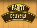 Farm Delivery - Sua função é entregar as mercadorias da fazenda nos mercados da cidade. Dirija com cuidado seu caminhão pelas ruas cheias de pedras para que os legumes não caiam do transporte, lembre-se que terá uma quantidade miníma para levar e completar a fase.