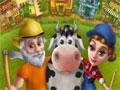 Jogo - Farm Mania, O game para administradores de fazendas, Faça suas plantações e cultive bem elas, alimente seus animais e faça com que eles tragam dinheiro, aumente a capacidade produtiva da sua grande fazenda e seja um verdadeiro empreendedor de sucesso. Seja rápido e tome muito cuidado com o tempo disponível.