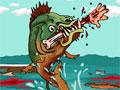 Feed Us 2 - Você tem que ajudar alimentar a piranha e desta vez a fome dela está maior ainda. Percorra toda área disponível para encontrar suas vitimas, não perca tempo se alimente o máximo para ficar forte e depois faça um upgrade no seu peixinho.