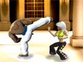 O Final Knock Out é um jogo de luta emocionante que permite desafiar um amigo seu, escolha a garota Tina ou homem Tai.