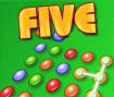 Agrupe pelo menos cinco bolas da mesma cor para eliminá-las.