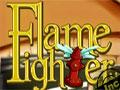 Flame Fighter - Você faz parte de uma equipe de bombeiros. Combata os incêndios pela cidade antes que ele consuma toda a propriedade das vitimas, conduza as vitimas até o hospital e siga corretamente as instruções do capitão.